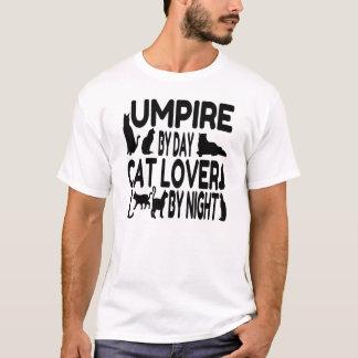 Cat Lover Umpire T-Shirt