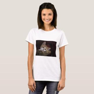 Cat Lover Version Cartoon (025) T-Shirt