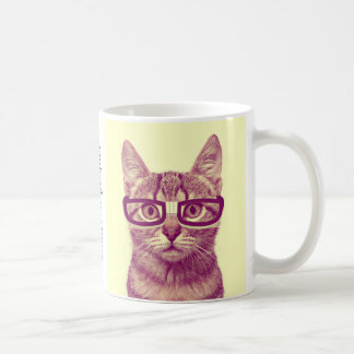 Cat Lovers are the Smartest People! Coffee Mug