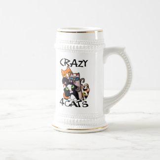 Cat Lover's Coffee Mug