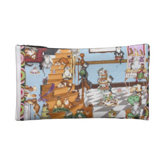 Cat Lover's Delight Cosmetic Bag