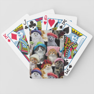 Cat Lovers Playing Cards