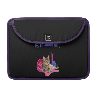 Cat lovers products sleeves for MacBook pro