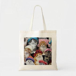 Cat Lovers Tote Bag