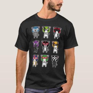 CAT LUCHADORES c T-Shirt