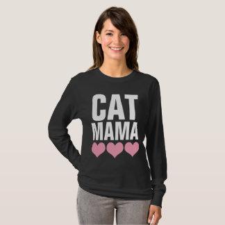 CAT MAMA (MOM) T-shirts