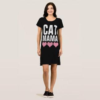 CAT MAMA (MOM) T-shirts & dresses