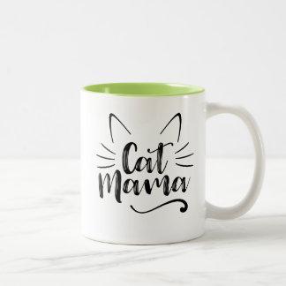 Cat Mama Mug