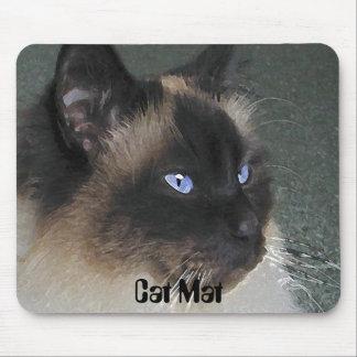 """""""Cat Mat"""" Mouse Mat"""