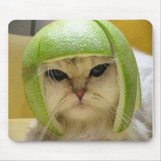 Cat Melon Mouse Pad