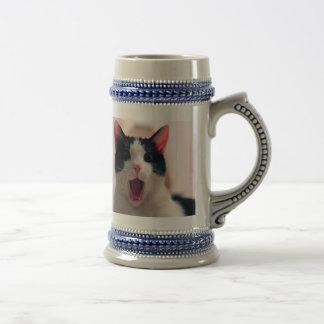 Cat meme - cat funny - funny cat memes - memes cat beer stein