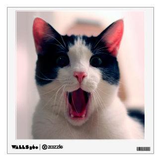 Cat meme - cat funny - funny cat memes - memes cat wall sticker