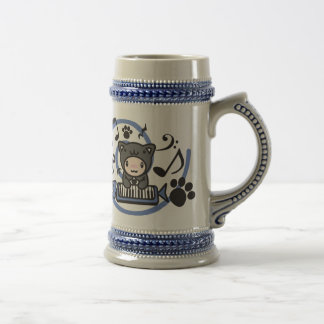 Cat_Method Beer Stein
