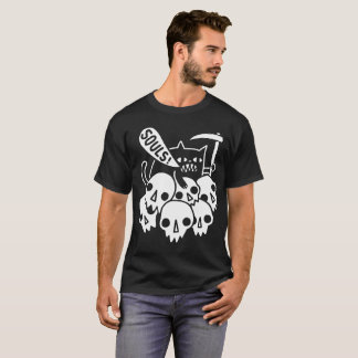 Cat Might Be Out To Get Your Soul T-Shirt