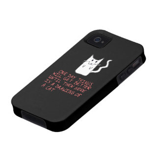 Cat Miracle iPhone Case Vibe iPhone 4 Cases