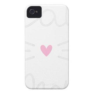 cat mom iPhone 4 case