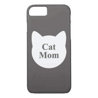 Cat Mom iPhone 8/7 Case