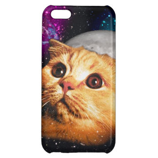 cat moon ,cat and moon ,catmoon ,moon cat iPhone 5C case