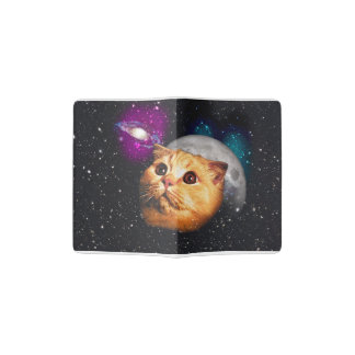 cat moon ,cat and moon ,catmoon ,moon cat passport holder