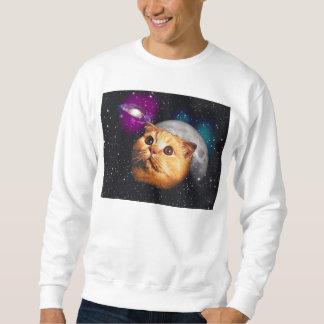 cat moon ,cat and moon ,catmoon ,moon cat sweatshirt