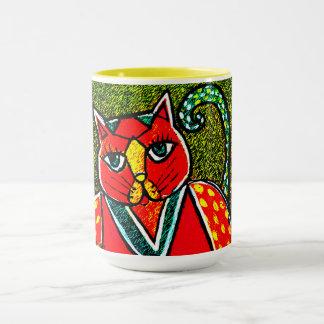 Cat Mug I have O.C.D. Obsessive Cat Disorder