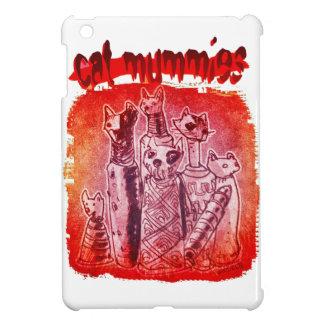 cat mummies case for the iPad mini