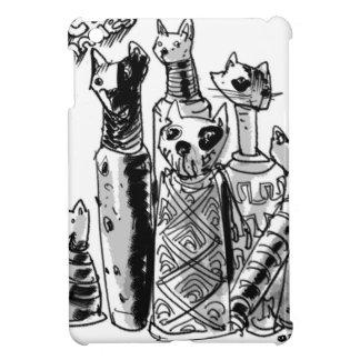 cat_mummies iPad mini covers
