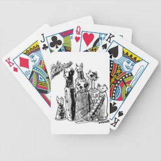 cat_mummies poker deck