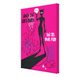 Cat Must Play Gallery Wrap Canvas