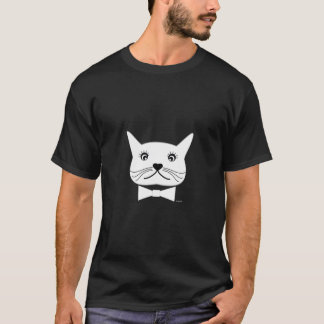 Cat- My funny cross-eyed Cat, Cool Mens T-Shirt