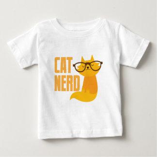 cat nerd baby T-Shirt