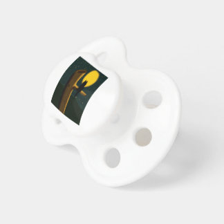 Cat night baby pacifiers