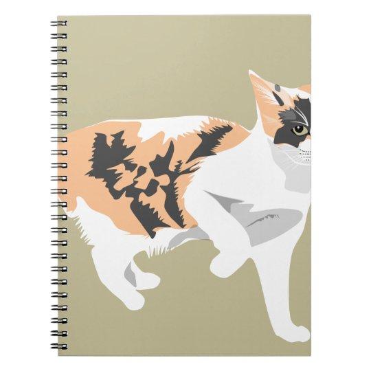 Cat Notebook