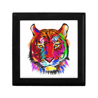 Cat of many colors gift box