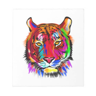 Cat of many colors notepads