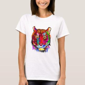 Cat of many colors T-Shirt