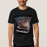 Cat On A Keyboard In Space Internet T Shirt