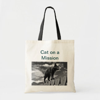 Cat on a Mission