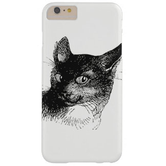 Cat on the Lookout Phone Case