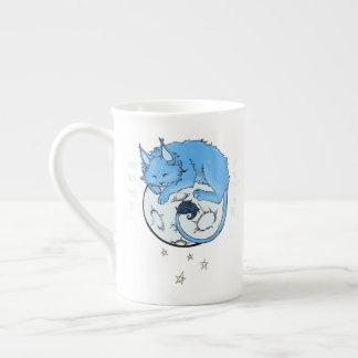 Cat on the Moon Mug