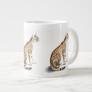 Cat Ornata Large Mug