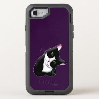 Cat OtterBox Defender iPhone 8/7 Case