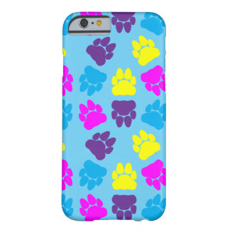 Cat Paw Pattern iPhone 6/6s Case