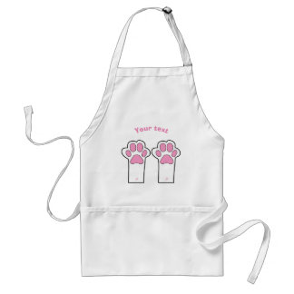 Cat paw standard apron
