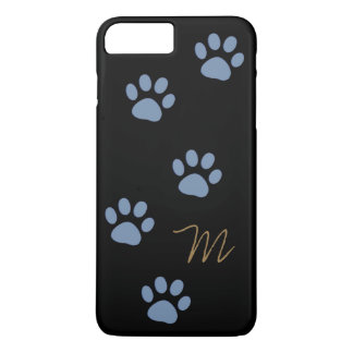 cat paws personalized iPhone 7 plus case