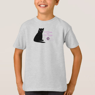 Cat People Are Cool People T-Shirt