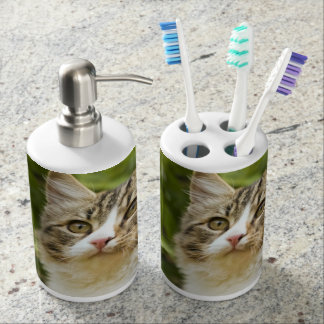 Cat Soap Dispensers