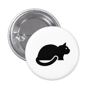 Cat Pictogram Button