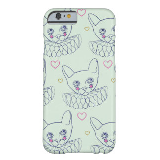Cat Piero Barely There iPhone 6 Case