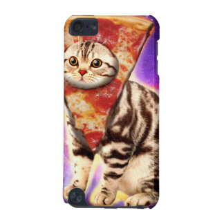Cat pizza - cat space - cat memes iPod touch (5th generation) cover